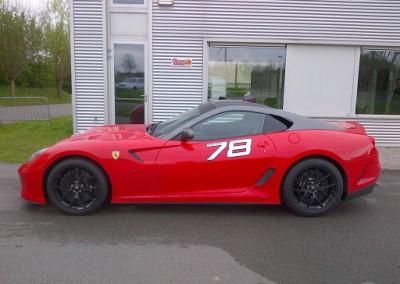Ferrari 599 GTO - 670ch