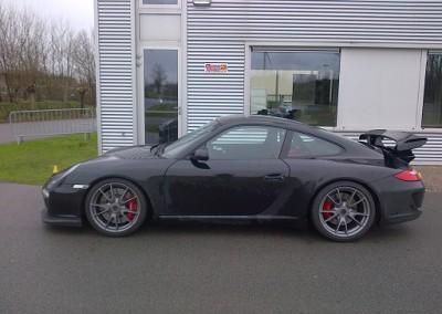 Porsche GT3 Cup -  450ch