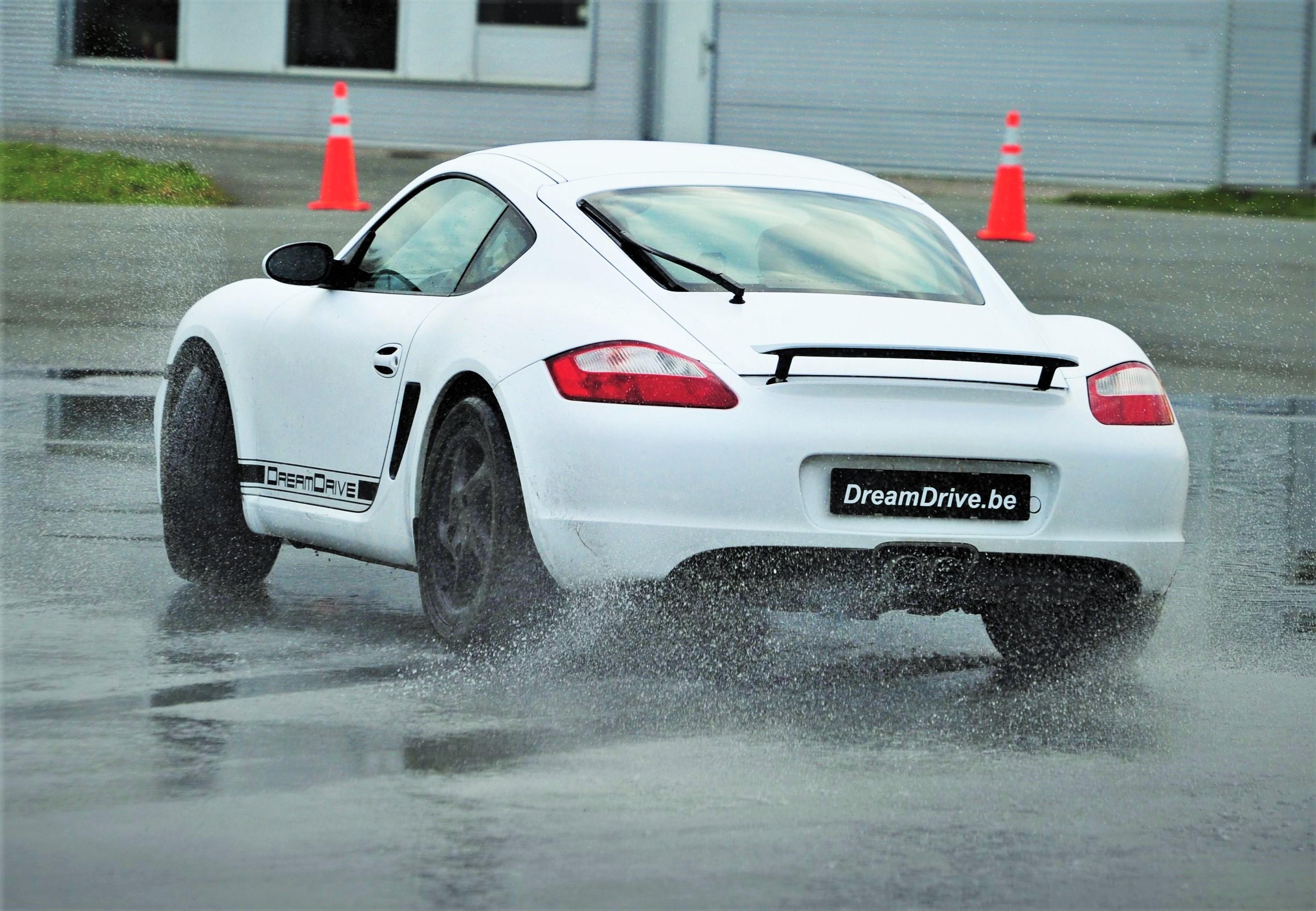 SafetyDrive Jeffrey Van Hooydonk Porsche